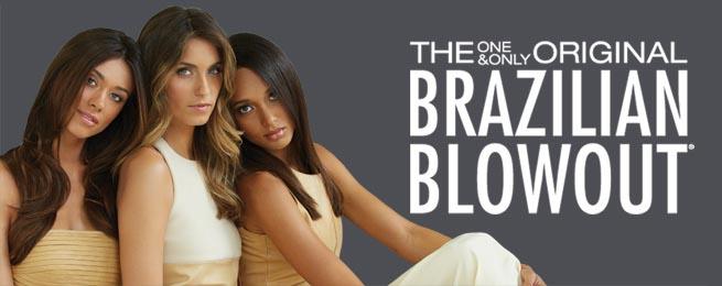 Brazilian Blowout by Amaci Salon