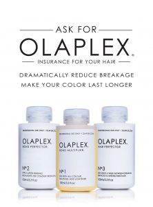 Olaplex Hair Color Salon