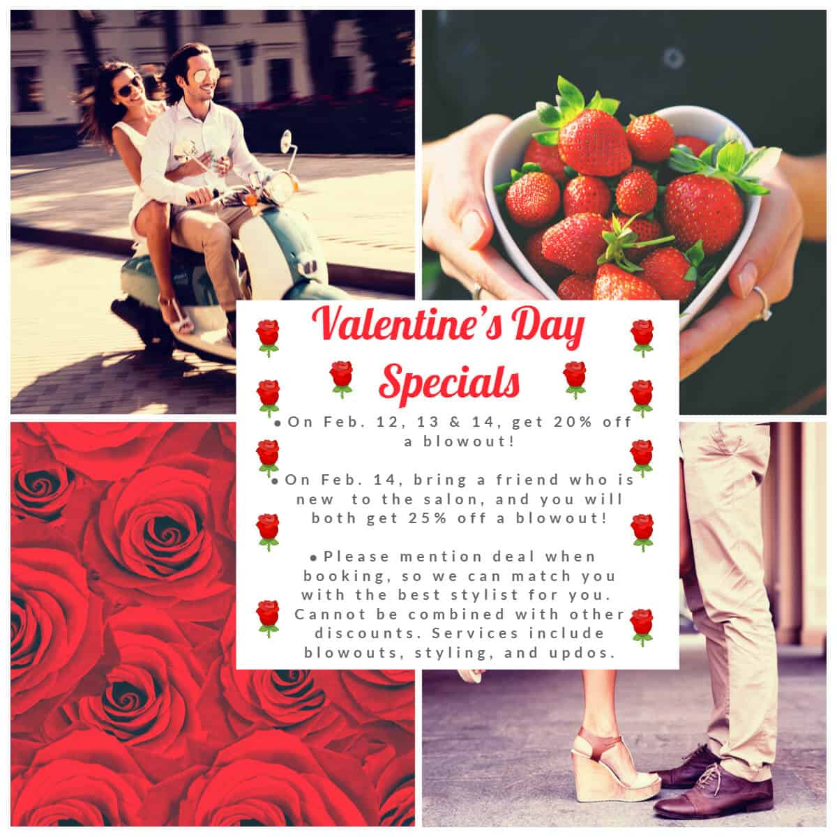 Valentines Day 2019 Specials and Gift Ideas